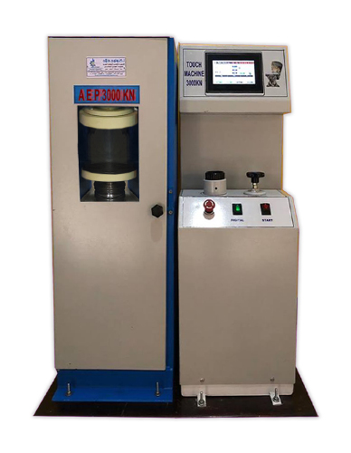 concrete compression test machine 2000 – 3000 KN